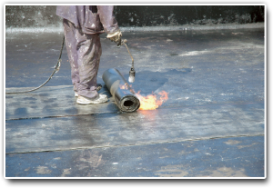 flat roofing in long island